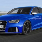 Audi RS3 Sedan 2016