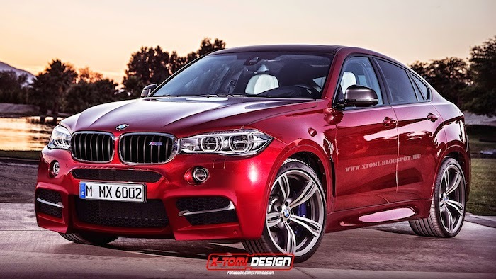 Bmw X6 Cabriolet Coupe M6