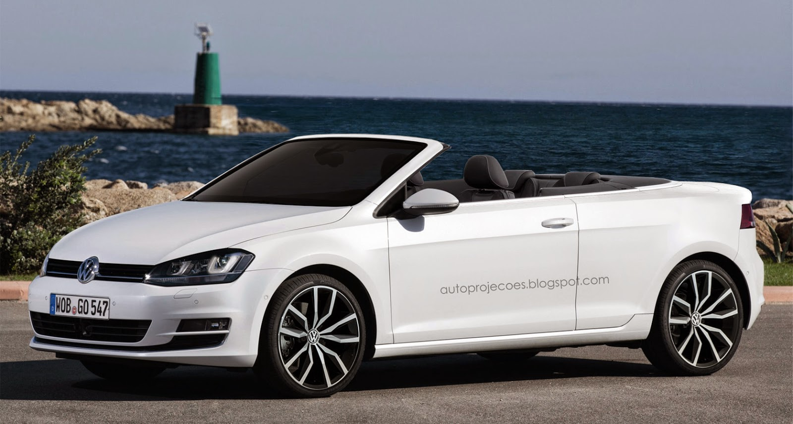 Volkswagen Golf 7 Cabriolet