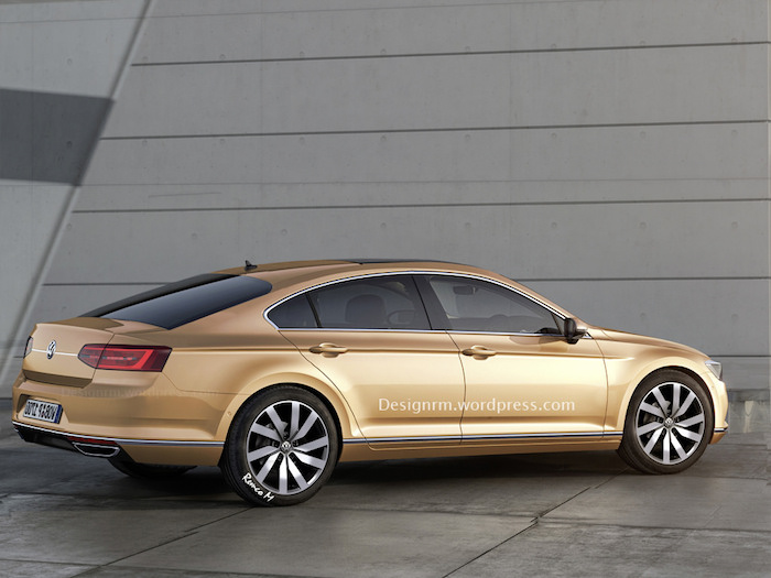 volkswagen passat cc 2016 la sportivit en plus. Black Bedroom Furniture Sets. Home Design Ideas