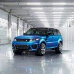 Range Rover Sport SVR 2015 : en details