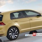 Volkswagen Golf 8 non officielle