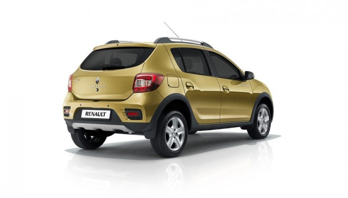 dacia sandero stepway 2015 la version officielle. Black Bedroom Furniture Sets. Home Design Ideas