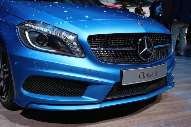 Mercedes mondial de l automobile de paris 2014 for Garage mercedes paris 12