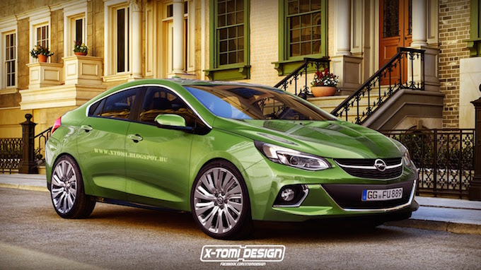 Opel Ampera 2016