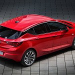 Opel Astra 2016 officielle