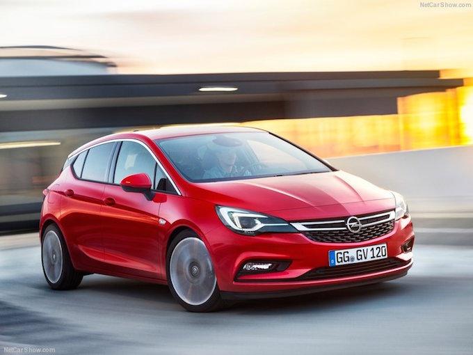 Opel Astra 2016 : Enfin les photos officielles