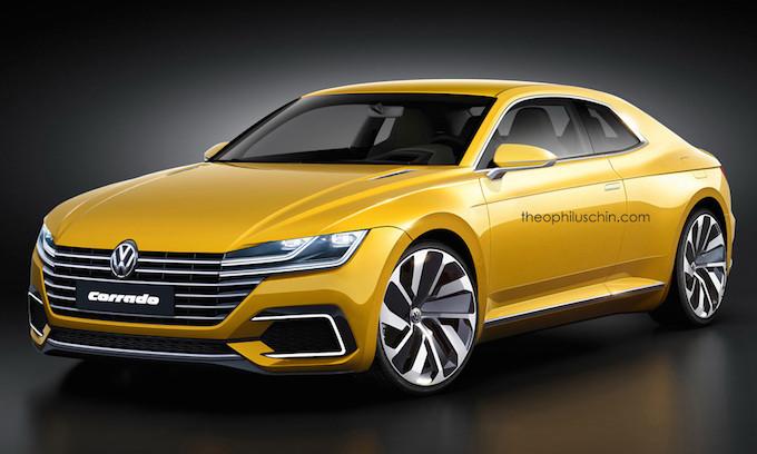 Volkswagen Sirocco 2017