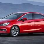 Opel Astra 2016 breline