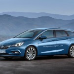 Opel Astra 2016 break
