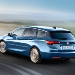 Opel Astra 2016 touring