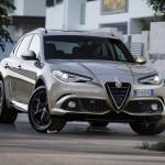 Alfa Romeo Stelvio 2017 avant