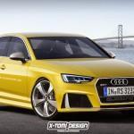Audi RS4 SEDAN 2016
