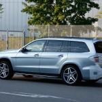Mercedes GLS 2016