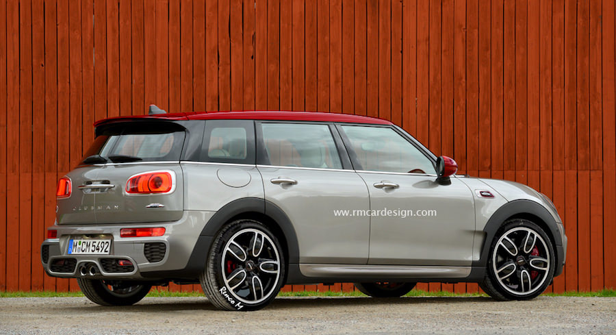 Mini Clubman John Cooper Works 2016