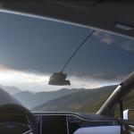 Tesla Model X 2016 INTERIOR