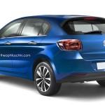 Fiat Tipo 2016 hatchback