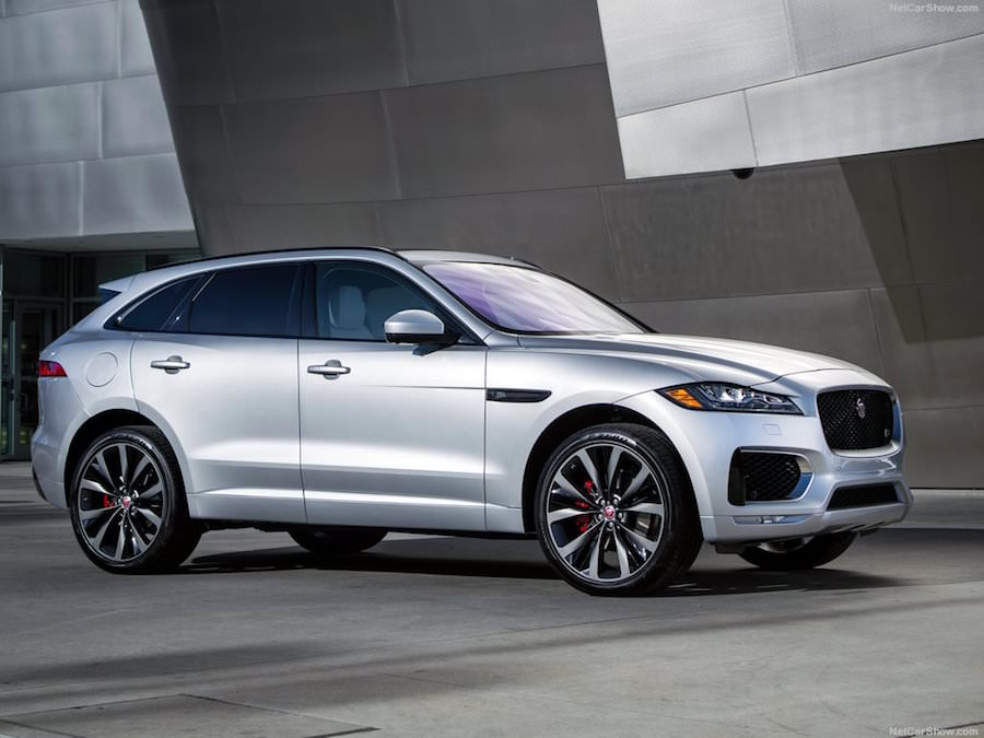 Jaguar F-Pace R-S 2017