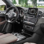Mercedes GLS interieur