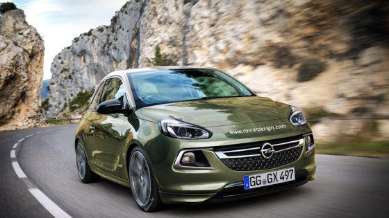 Opel Adam 2017