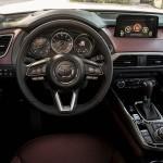 Mazda CX-9 2016 interior
