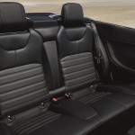 Range Rover Evoque Cabriolet officiel interieur