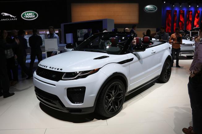 Range Rover evoque Cab