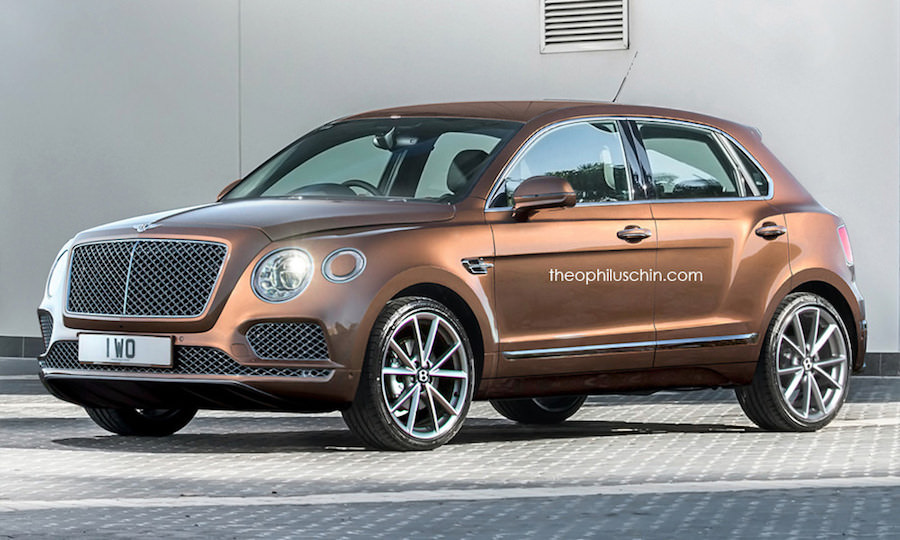 Bentley Bentayga Baby
