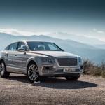 Bentley Bentayga Coupé