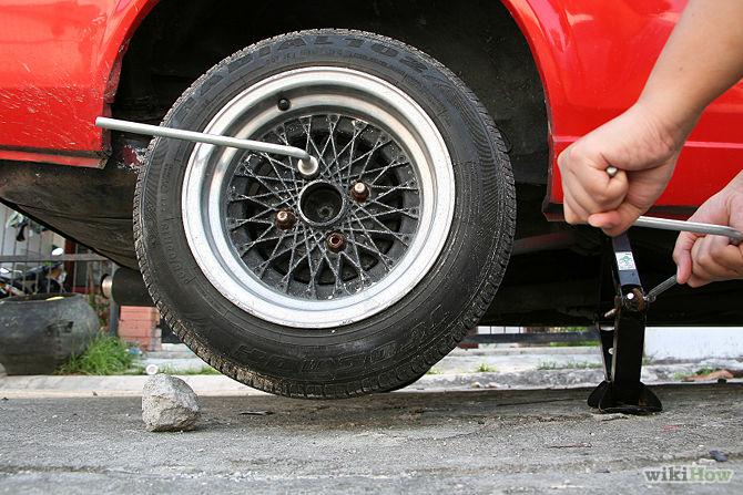 comment v rifier la pression des pneus de votre voiture. Black Bedroom Furniture Sets. Home Design Ideas