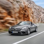 Mercedes SLC 2017 photos officielles