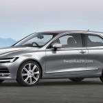 Volvo C30 2017 face avant