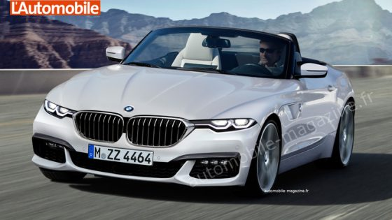 BMW Z5 2017 proposition