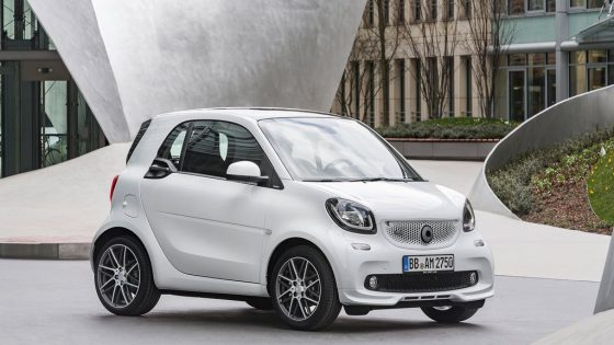 Smart Fortwo Brabus 2017