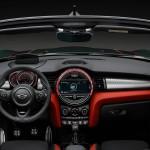 Mini John Cooper Works Cabriolet 2016 officiel