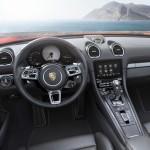 Porsche 718 Boxster interieur
