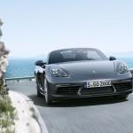 Porsche 718 Boxster S avant