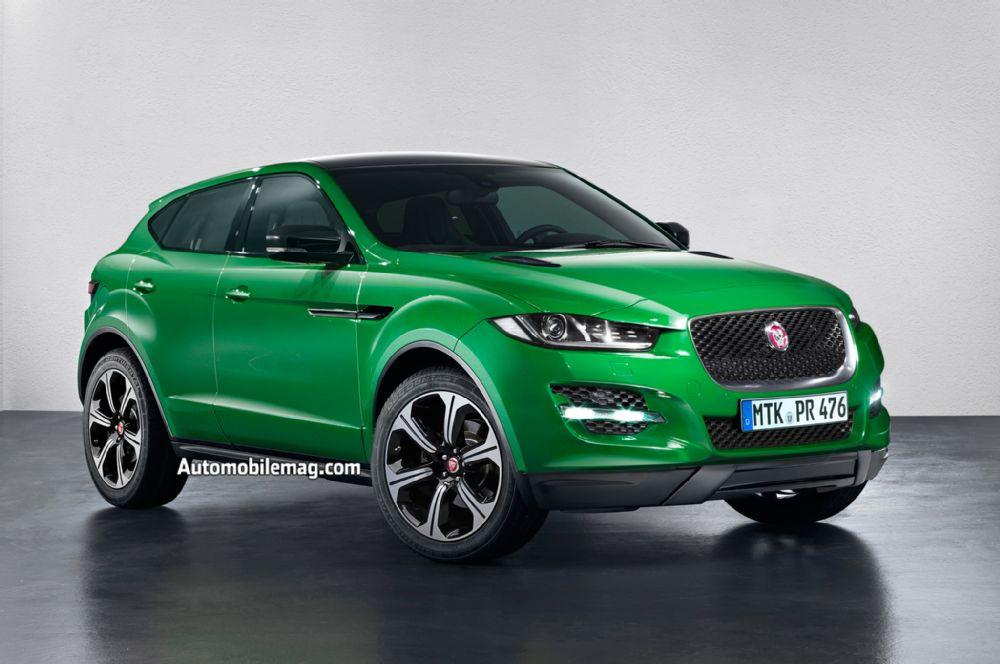Jaguar E Pace Comme Un D 233 But De Rumeur Maj