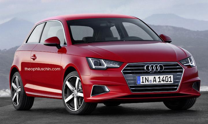 Audi A1 2018 avant