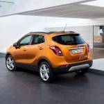 Opel Mokka X arrière
