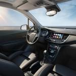Opel Mokka X intérieur