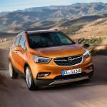 Opel Mokka X avant