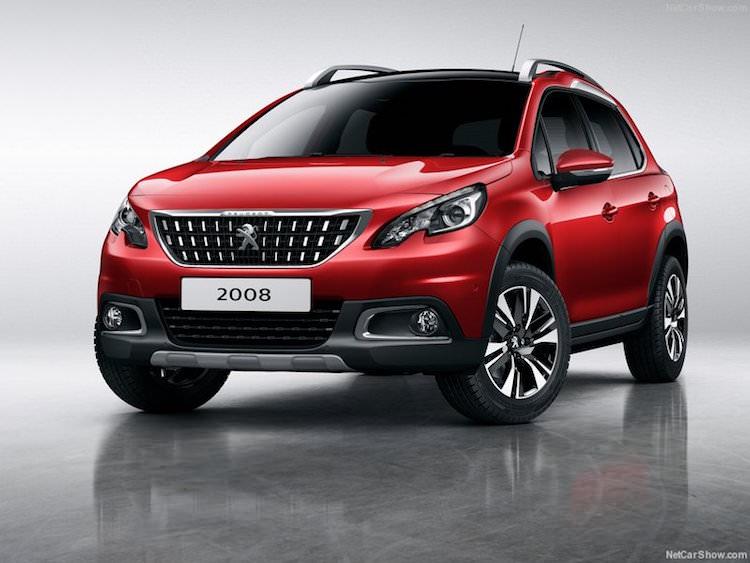 Peugeot 2008 2019 >> Peugeot 2008 2017 : une nouvelle face avant pour son ...