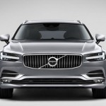 Volvo V90 officielle
