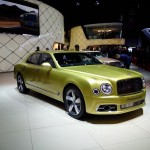 Bentley Mulsanne 2017