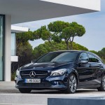 Mercedes CLA Shooting Brake 2017