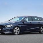 Mercedes CLA Shooting Brake 2017