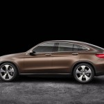 Mercedes GLC Coupé 2017