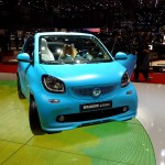 Smart Fortwo Cabriolet Brabus 2017
