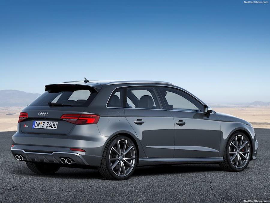 Allemande vient de dévoiler les photos des nouvelles Audi A3 2017 ...